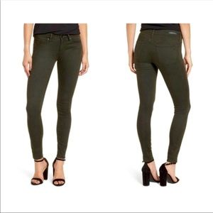 Articles of Society army/olive green skinny jeans